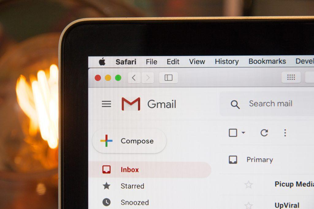 Använd G-mail för jobbmail 7