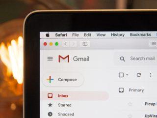 Använd G-mail för jobbmail