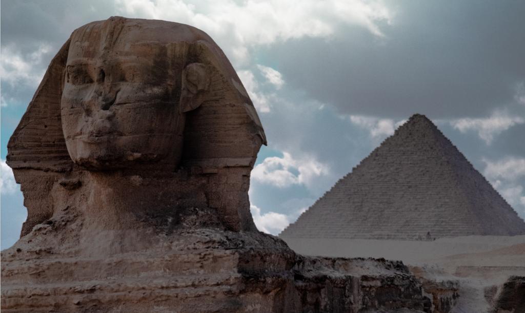 Från Cairo till Fortnox 1